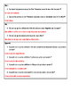 Level 6 Calendar Unit: Les fetes du Canada Questioning Activity