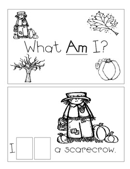 Level A Sight Word Reader-Am (Fall)