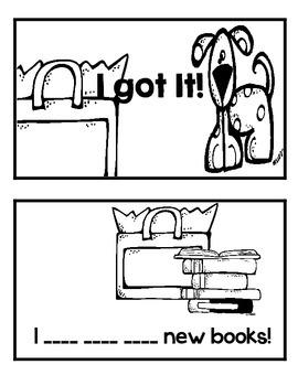 Level B Sight Word Reader-Got