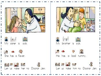 Level E (Reading A-Z) Modified Text & Comprehension