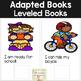 Leveled Adapted Books: School Transportation
