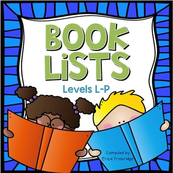 FREE Leveled Book Lists for Boys {A Resource for Teachers,
