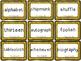 Leveled Literacy Intervention (LLI): Gold Level Q: Student Games