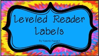 Leveled Reader Labels (small)