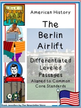Leveled Reading Passages for Differentiated Learning: Berl