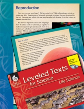 Leveled Texts: Reproduction