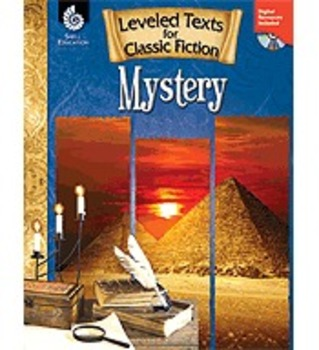 Leveled Texts for Classic Fiction: Mystery (Physical Book)