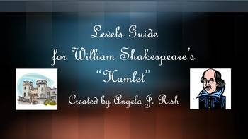 "Levels Guide for William Shakespeare's ""Hamlet"""