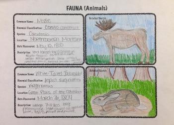 Lewis & Clark Fauna Discoveries