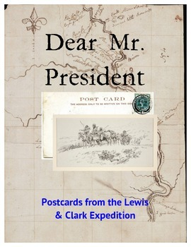 Lewis & Clark Postcards