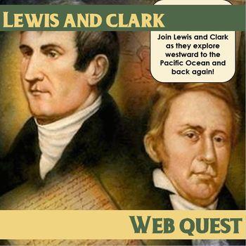 Lewis and Clark Web Hunt