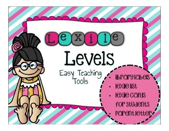 Lexile Library Resource: Lexile List, Library Labels, Lexi