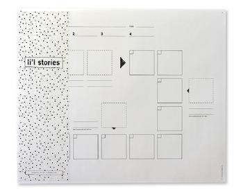 Li'l Stories Story Pad: 1st to 4th Graders