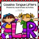 LiPS Phonemic Awareness Supplemental Activities BUNDLE:  T
