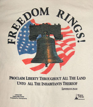 Liberty Bell - Freedom Rings!