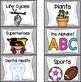 Library Bin Labels {EDITABLE}