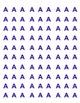 Library Book Bin A-Z Labels {Black Series}