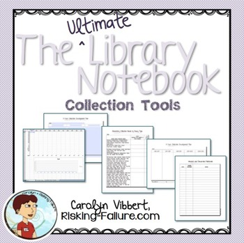 Ultimate Library Notebook: Collection Tools