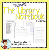 Ultimate Library Notebook: Bundle