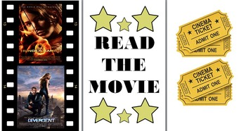 Library Display - Oscars - Books turned into movies