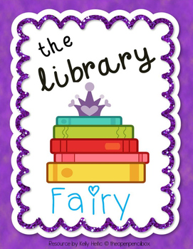 Library Fairy Book