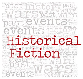 Library Fiction Genre Sign:  HISTORICAL FICTION