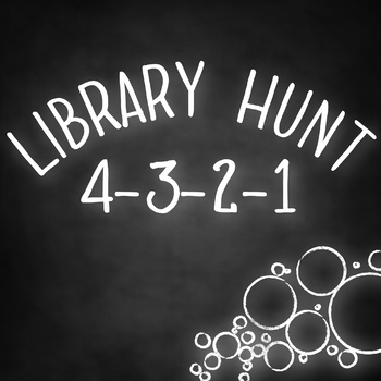 Library Hunt 4-3-2-1