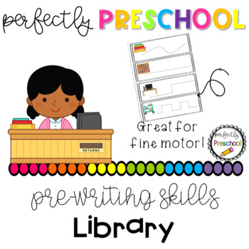 Library Prewriting Skills {Dollar Deal}