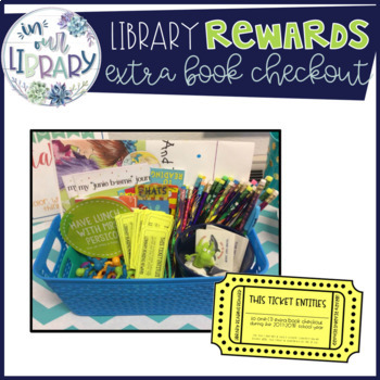 Library Rewards: Extra Book Checkout