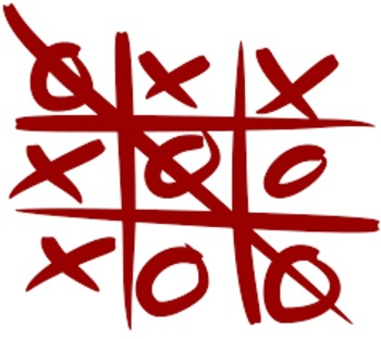 Library Tac Toe