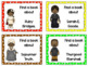 Library Task Cards: Biography Research: Famous African-Americans