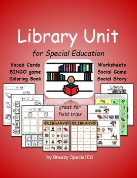 Library Unit for Field Trips / Community Outings