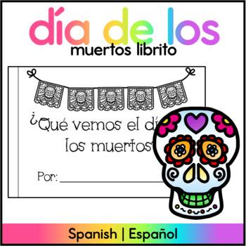 Libritito-(Dia de los Muertos)/ Day of the Dead book