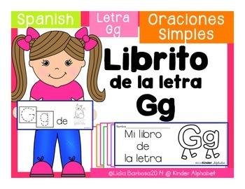 Librito Gg {Oraciones Simples}
