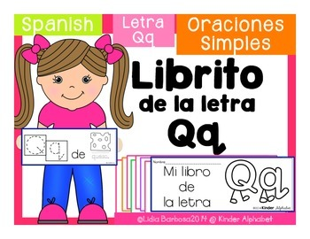 Librito Qq {Oraciones Simples}