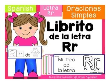 Librito Rr {Oraciones Simples}