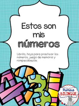 Librito de números
