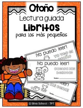 Libritos de lectura guiada para los más pequeños  ¡En espa