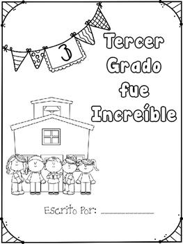 Libro de Recuerdo Tercer Grado