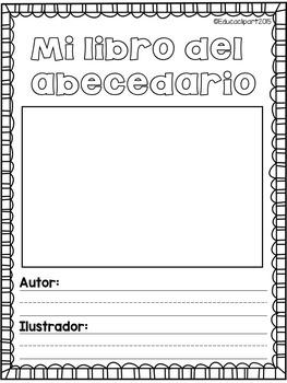 Libro del abecedario