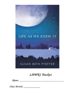 Life As We Knew It Packet