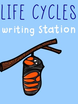 Life Cycle Writing Station