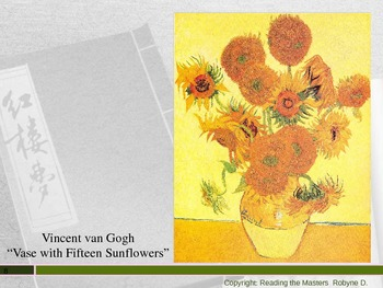 Life Cycle of Sunflower with Vincent vanGogh