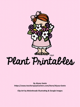 Life Cycle of a Flower and Plant Printables