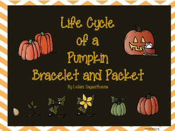 Life Cycle of a Pumpkin Bracelet Packet