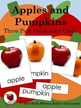 Life Cycles Apples & Pumpkins