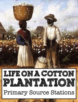 Life On A Southern Plantation: slave plantation life prima