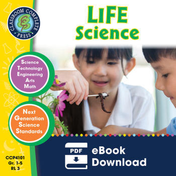 Hands-On - Life Science Gr. 1-5