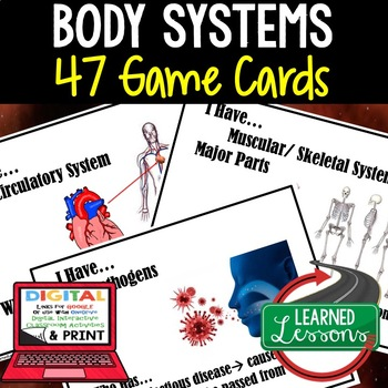 Life Science Healthy Lifestyles Diseases Body Systems 47 I