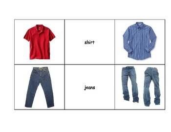 Life Skills: Clothing